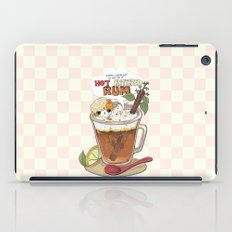 Hot buttered Rum iPad Case