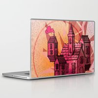 lights Laptop & iPad Skins featuring Lights by Manfish Inc.
