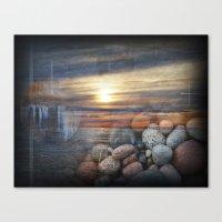Lake Superior Memories Canvas Print