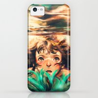 iPhone Cases featuring The River by Alice X. Zhang