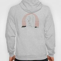 The White Bears And The … Hoody