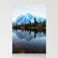 Mt Shuksan Stationery Cards