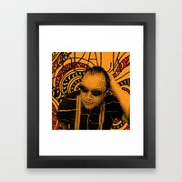 Black Francis, Where Is … Framed Art Print