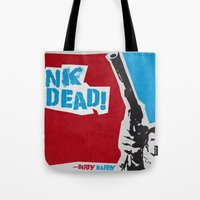 Punky Harry Tote Bag