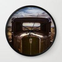 Studabaker Wall Clock