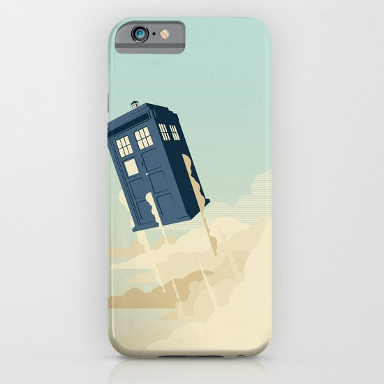 Time to Fly iPhone & iPod Case