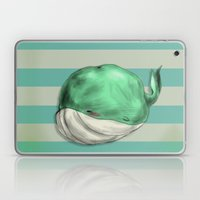 Tubby Sketch Whale Laptop & iPad Skin