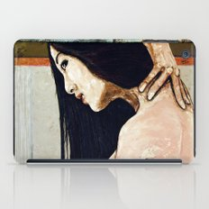 Cradle to the tomb iPad Case