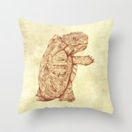 Blastoise Throw Pillow