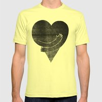 Illustrations / Love Mens Fitted Tee Lemon SMALL