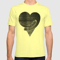 Illustrations / Love Mens Fitted Tee Lemon SMALL
