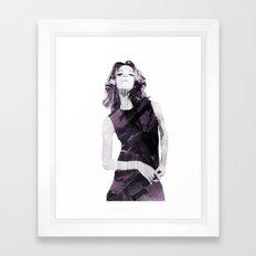 dfly2e Framed Art Print