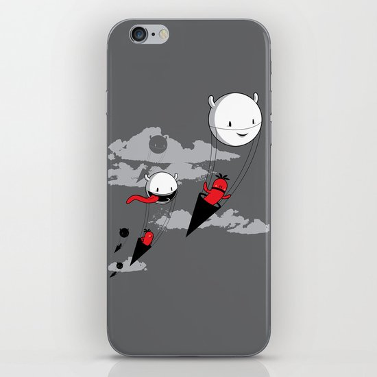 Acute Invasion iPhone & iPod Skin