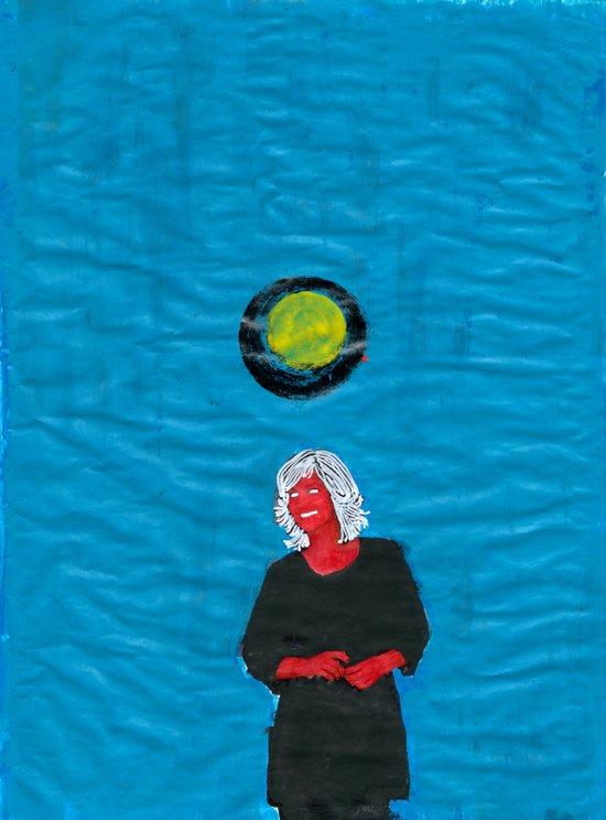 Grip kontanter med begge hender (II) Art Print