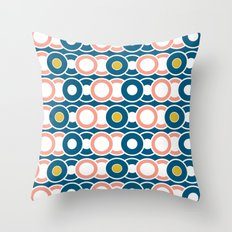 Ring-A-Ding Throw Pillow