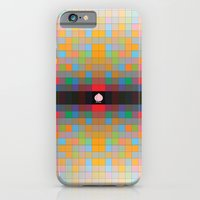iPhone & iPod Case featuring Momo pixel by MaMe Creative Beans