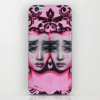 Powder By Alex Garant iPhone & iPod Skin