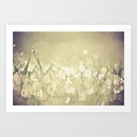 Morning Dew No.3 Art Print