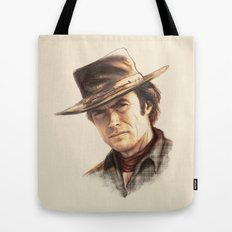 Clint Eastwood tribute Tote Bag