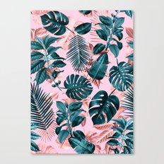 Tropical Garden III Canvas Print