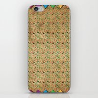 Mexican Pattern iPhone & iPod Skin