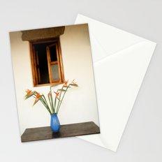 GUATEMALAN BIRD OF PARADISE Stationery Cards