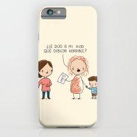 Dibuja horrible iPhone 6 Slim Case