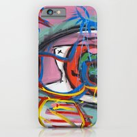 iPhone & iPod Case featuring Self Reflectionism by Amos Duggan by Amos Duggan