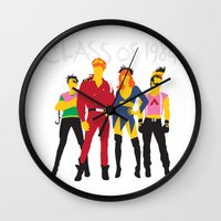 Class Of 1984 Wall Clock