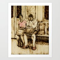 Almost Home Art Print