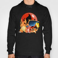 Spit Fires Hoody