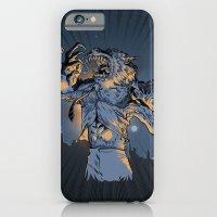 The Werewolf of Wall Street iPhone 6 Slim Case