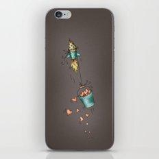 Rocket iPhone & iPod Skin