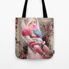 Harley Suicide Squad Tote Bag