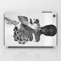 Undead Blossom iPad Case