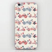 Easy rider summer iPhone & iPod Skin