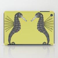Sea Horse iPad Case