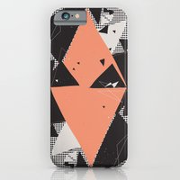 Exploding Triangles//Seven iPhone 6 Slim Case