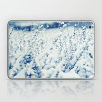 Blue Winter Laptop & iPad Skin