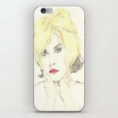 Debbie Harry iPhone & iPod Skin