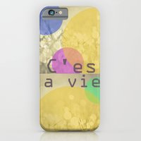 C'est La Vie. iPhone 6 Slim Case