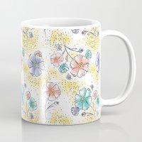 Brilliant Blooms Mug