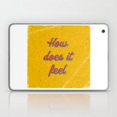 Like a rolling stone #1 Laptop & iPad Skin