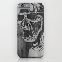 iPhone & iPod Case featuring SNAPBACK EDIT by Hurtin Albertan