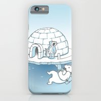 iPhone & iPod Case featuring Sneak Attack by Brian Walline