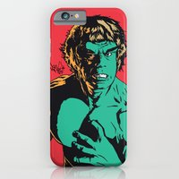 iPhone & iPod Case featuring See Me Angry by Vee Ladwa