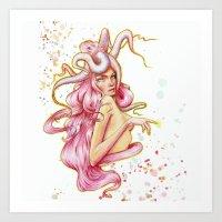 Seaweave Art Print