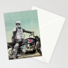 Looking for the drones, VW Scout Trooper Motorbike Stationery Cards