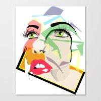 Anyone Canvas Print