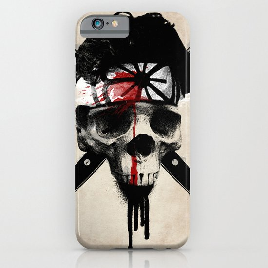 Death to LaRusso iPhone & iPod Case